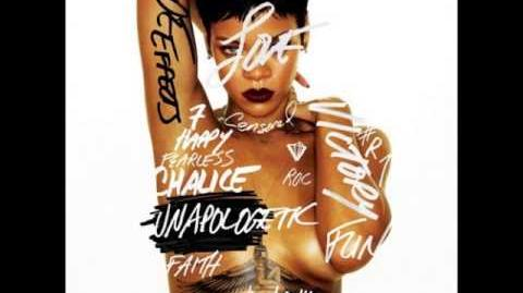 Rihanna - Get It Over With (Full Song) (Unapologetic Album)