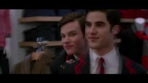 Glee - When Kurt Met Blaine
