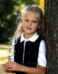 7 year old Taylor