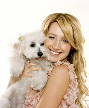 File:Ashley-tisdale-and-her-dog.jpg