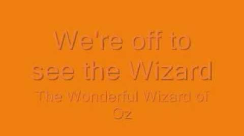 The Wizard Of Oz - If I Only Had The Nerve