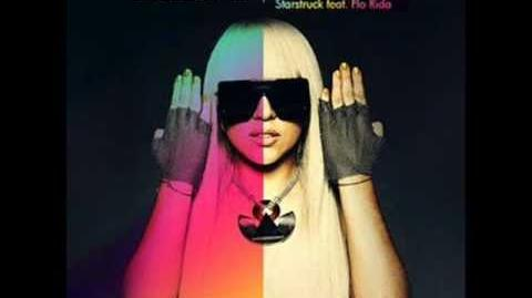 Lady GaGa ft Space Cowboy & Flo Rida - Starstruck