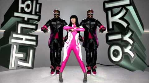 Nicki Minaj ft. Will.i