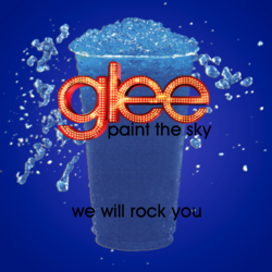 We will rock you slushie