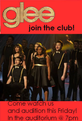 Glee-posters oPt