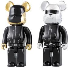 Bear Daft Punk