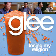 Glee - Losing My Religion