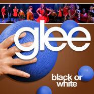 Glee - black or white
