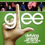 Defying Gravity - Chris Colfer (Kurt) Solo Version - One