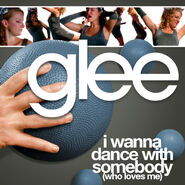 Glee - dance with somebody