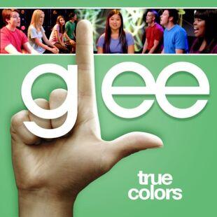 Glee - true colors