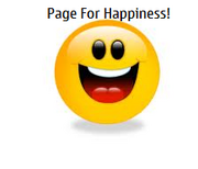 Page For Happiness