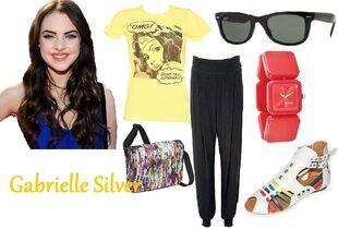 Gabrielle silver