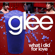 Glee - did for love