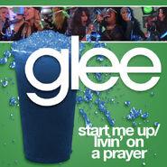Glee - livin on a prayer