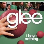 Glee - i have nothing