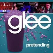 Glee - pretending