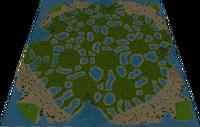 Burnt Earth Map