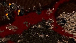 Dante's inferno tileset