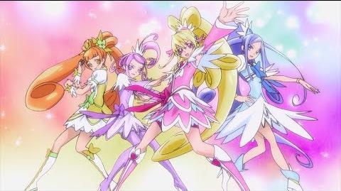 Glitter Force Doki Doki - New Episodes Now Streaming!