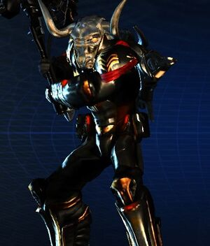 Assault commonwealth Heavy suit