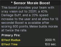 SensorMorale
