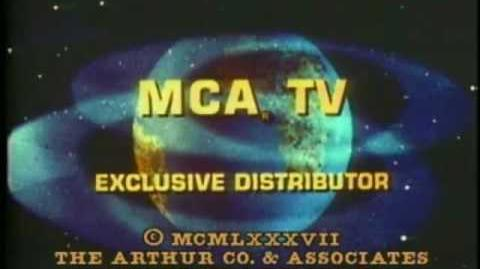 MCA Television Logo (1987)