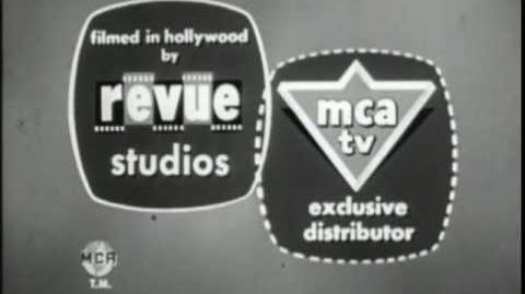 Revue Studios MCA TV Logo (1958)