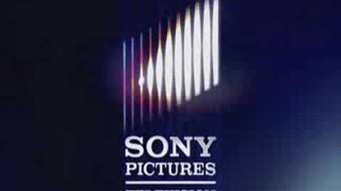 Sony Pictures Television Logo (2005) With A More Orchestrated Theme