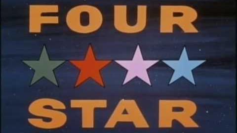 """Four Star Television Logo (1967) """"The Diamonds"""""""