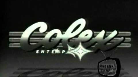 Colex Enterprises B&W logo (1984)