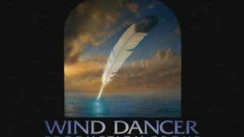 "Wind Dancer Production Group ""Feather"" Logo (1997) Alt"