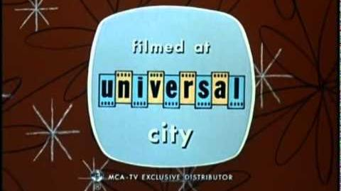 "Universal Television Logo (1963) ""Color Version"""