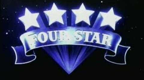 """Four Star Television Logo (1965-A) """"The Banner"""""""
