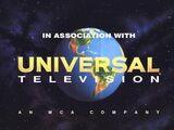 1990 Universal TV Logo