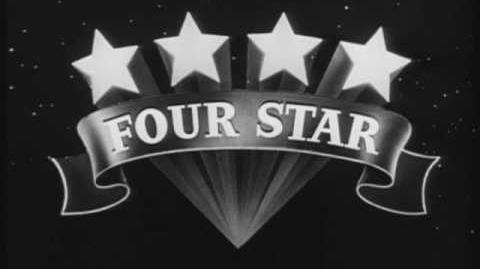 Four Star Television Logo (1956-B)
