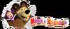 Masha and the Bear logo matb