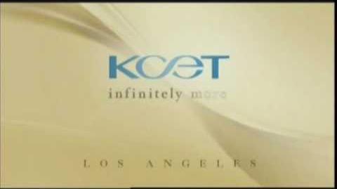 KCET TV ID Logo (2003)