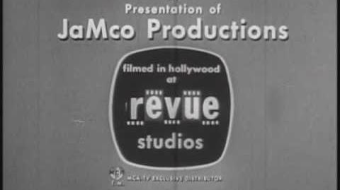"""Revue Studios Logo With JaMco Productions (1958) """"Long Version"""""""