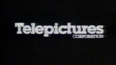 Telepictures Corporation logo (1983)