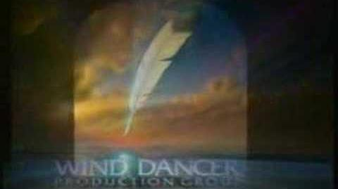 """Wind Dancer Production Group """"Feather"""" Logo (1997)"""