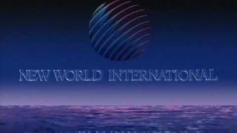 New World International logo (1989)