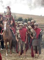 Intermediate Roman Troops