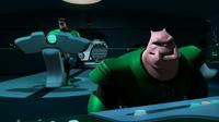 Kilowog uneasy about Razer