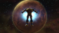 Anti-Monitor destroys a planet.png