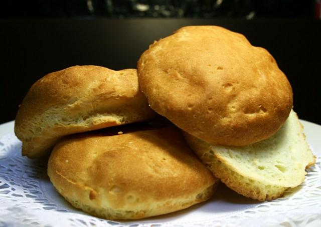 File:Gluten free hamburger Bun.jpeg
