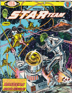 Star Team comic