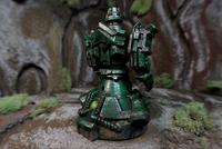 General Saplorr Back