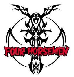 Logo of Four Horsemen Studios