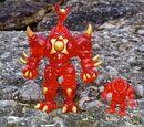 Infection Cyborg Mushi